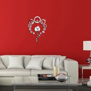 DIY Wall Clock 3D Sticker -0443S