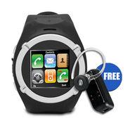 Branded Multimedia Watch cum Mobile + Free Bluetooth