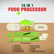 10 in 1 Food Processor