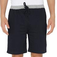 Chromozome Regular Fit Shorts For Men_10280 - Navy