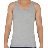 Chromozome Regular Fit Vest For Men_10552 - Grey