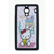 Snooky Designer Soft Back Cover For Xiaomi Redmi 1s Td13427