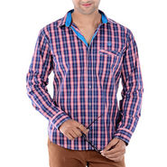 Bendiesel Cotton Casual Shirt For Men_Bdc068 - Multicolor