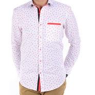 Bendiesel Cotton Casual Shirt For Men_Bdc086 - Multicolor
