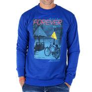 Bendiesel Wollen Sweatshirt For Men_Bdjkt012 - Blue