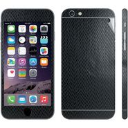 Snooky Mobile Skin Sticker For Apple iPhone 6 Plus - Black