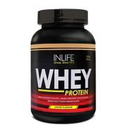 INLIFE Whey Protein 2Lb (908g) Coffee Flavour