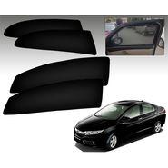 Set of 4 Premium Magnetic Car Sun Shades for HondaIdtec