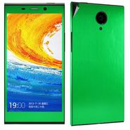 Snooky Mobile Skin Sticker For Gionee Elife E7 20963 - Green