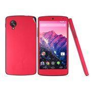 Snooky Mobile Skin Sticker For Lg Google Nexus 5 20716 - Red