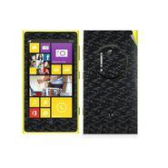 Snooky Mobile Skin Sticker For Nokia Lumia 1020 21029 - Black