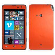 Snooky Mobile Skin Sticker For Nokia Lumia 625 21002 - Orange