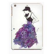 Snooky Digital Print Hard Back Case Cover For Apple iPad Mini 23795 - White