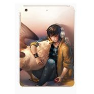 Snooky Digital Print Hard Back Case Cover For Apple iPad Mini 23749 - Brown