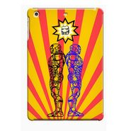 Snooky Digital Print Hard Back Case Cover For Apple iPad Mini 23723 - Yellow