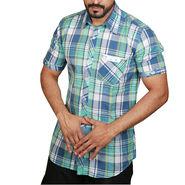 Sparrow Clothings Cotton Checks Shirt_wjc17 - Multicolor