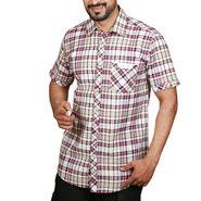 Sparrow Clothings Cotton Checks Shirt_wjc18 - Multicolor