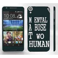 Snooky 28104 Digital Print Mobile Skin Sticker For HTC Desire 820 - Multi
