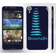 Snooky 28126 Digital Print Mobile Skin Sticker For HTC Desire 820 - Blue