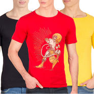 Pack of 3 Incynk Cotton T Shirts_Mhtc498