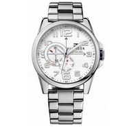 Tommy Hilfiger Round Dial Analog Watch_th1791006j - White