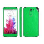 Snooky 38774 Mobile Skin Sticker For Lg G3 Stylus - Green