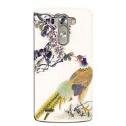 Snooky 37616 Digital Print Hard Back Case Cover For LG G3 - Cream