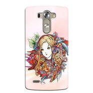 Snooky 37658 Digital Print Hard Back Case Cover For LG G3 - Multicolour