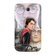 Snooky 35488 Digital Print Hard Back Case Cover For Samsung Galaxy Grand 2 - Multicolour