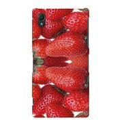 Snooky 37159 Digital Print Hard Back Case Cover For Sony Xperia Z2 - Red