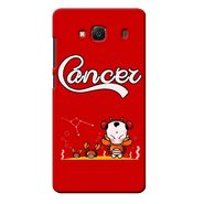 Snooky 36012 Digital Print Hard Back Case Cover For Xiaomi Redmi 2s - Red