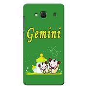 Snooky 36017 Digital Print Hard Back Case Cover For Xiaomi Redmi 2s - Green
