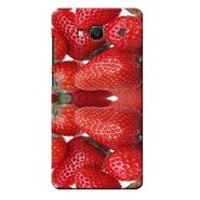Snooky 36039 Digital Print Hard Back Case Cover For Xiaomi Redmi 2s - Red