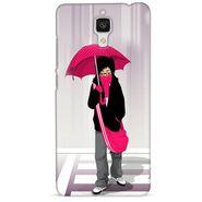 Snooky 38424 Digital Print Hard Back Case Cover For Xiaomi MI 4 - Multicolour