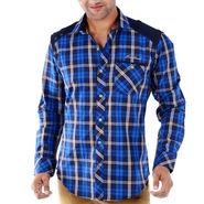 Bendiesel Checks Cotton Shirt_Bdc072 - Multicolor