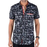 Bendiesel Printed Cotton Shirt_Bdch009 - Multicolor