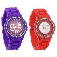 Pack of 2 Dezine Wrist Watch_Combo18