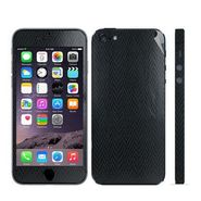 Snooky 18609 Mobile Skin Sticker For Apple Iphone 5s 5g - Black