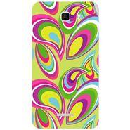 Snooky 40575 Digital Print Mobile Skin Sticker For Micromax Canvas XL2 A109 - multicolour