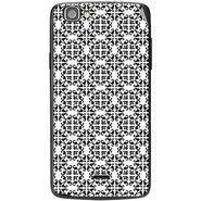 Snooky 40962 Digital Print Mobile Skin Sticker For XOLO One - White