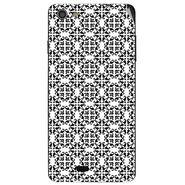 Snooky 41074 Digital Print Mobile Skin Sticker For XOLO Q900S - White