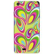 Snooky 41079 Digital Print Mobile Skin Sticker For XOLO Q900S - multicolour