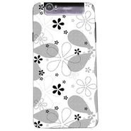 Snooky 41184 Digital Print Mobile Skin Sticker For XOLO Q3000 - White