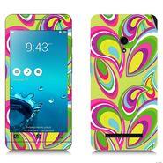 Snooky 41205 Digital Print Mobile Skin Sticker For Asus Zenfone 5 A501CG - multicolour