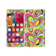 Snooky 41233 Digital Print Mobile Skin Sticker For Gionee Elife 5.1 - multicolour