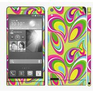 Snooky 41289 Digital Print Mobile Skin Sticker For Huawei Ascend P6 - multicolour