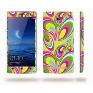 Snooky 41303 Digital Print Mobile Skin Sticker For OPPO Find 7 X9076 - multicolour