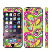 Snooky 41513 Digital Print Mobile Skin Sticker For Apple Iphone 5 - multicolour