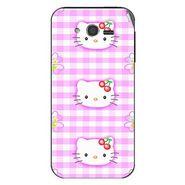Snooky 42371 Digital Print Mobile Skin Sticker For Intex Cloud Y5 - Pink