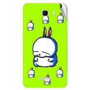 Snooky 46462 Digital Print Mobile Skin Sticker For Micromax Canvas Xl2 A109 - Green